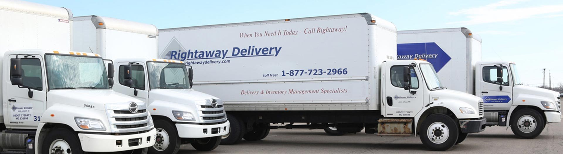 Welcome to Rightaway Delivery