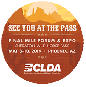 Rightaway will be at the CLDA Final Mile Forum 2019!