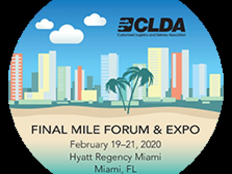 Rightaway will be at the 2020 CLDA Final Mile Forum!